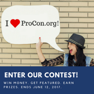 ProCon.org Video Contest